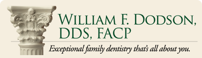 William F. Dodson, DDS, FACP